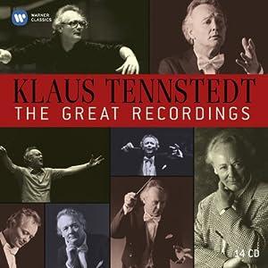 Klaus Tennstedt : The Great EMI Recordings (Coffret 14 CD)