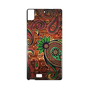 Dr. Mob Back Cover for Gionee Elife S5.5, VSMBC0729