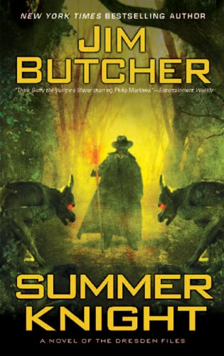 Summer Knight: A Novel of the Dresden Files