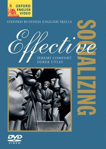 Oxford Business English Skills: Effective Socializing DVD