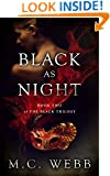 Black as Night: Book Two of The Black Trilogy