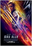 Star Trek: Más Allá (Blu-ray + Extras + 3 Naves) - Edición Exclusiva Amazon [Blu-ray]