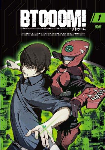 TVアニメーション「BTOOOM! 」01 [DVD]