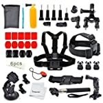 Erligpowht Kit de accesorios GoPro Ki...