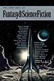 The Very Best of Fantasy & Science Fiction: Anthology