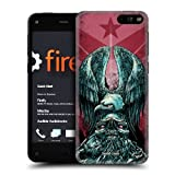 Head Case Designs Tribute Metal Chevron Protective Snap-on Hard Back Case Cover for Amazon Fire Phone