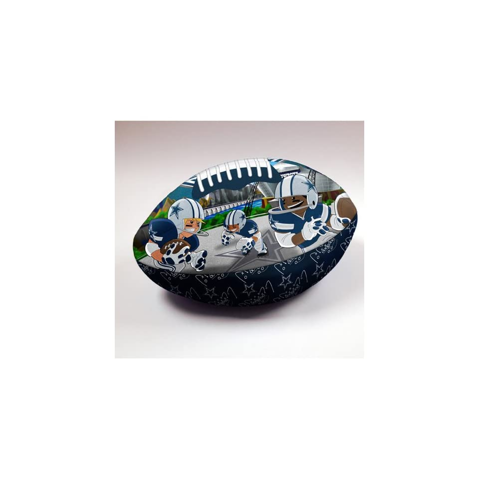 Dallas Cowboys Football Rush Zone pillow