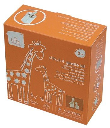 French Giraffe Toy front-599239