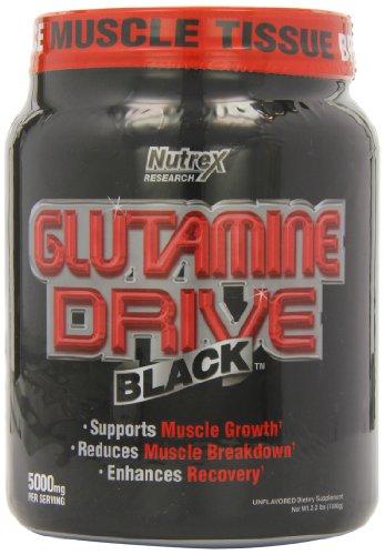 Nutrex Glutamine Drive Black Unflavored 1000 G