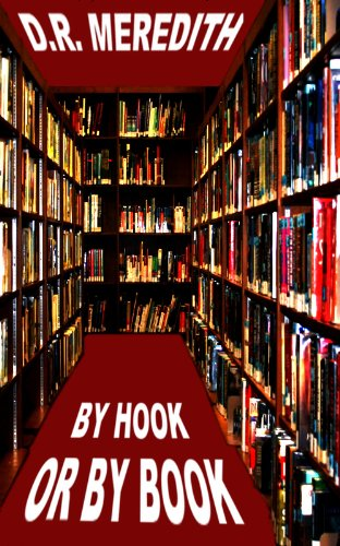 Book: By Hook or by Book (The Megan Clark Mysteries) by D.R. Meredith