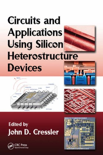 Circuits And Applications Using Silicon Heterostructure Devices