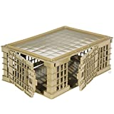 Premier Game Crate Transport Box For Ducks,Quail, Pheasant, Pigeons & Poultry