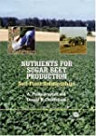 Nutrients for Sugar Beet Production:...