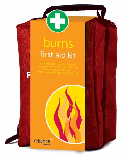 Reliance Medical Burns First Aid Kit in Stockholm Bag