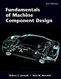img - for Fundamentals of Machine Component Design 3rd edition by Juvinall, Robert C., Marshek, Kurt M. (2000) Hardcover book / textbook / text book