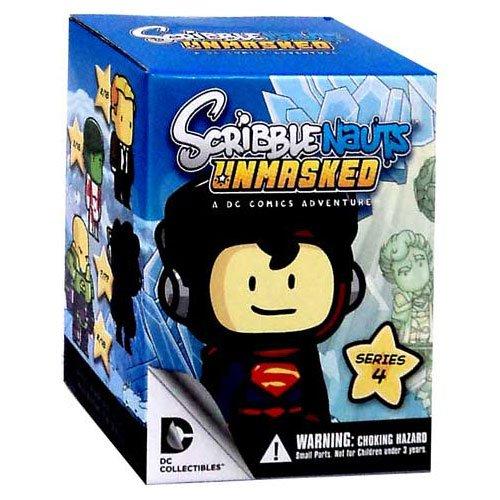 Scribblenauts Unmasked Series 4 Blind Box (Styles Vary) Mini Figure - 1