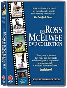 The Ross McElwee DVD Collection (Sherman's March / Time Indefinite / Six O'Clock News / Bright Leaves / Backyard / Charleen) (Five-Disc Collector's Edition)
