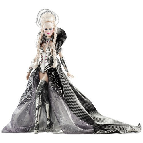 Top Barbie Collector # T7678 Goddess of Galaxy