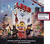 "The Lego® Movie: Original Motion Picture Soundtrack CD Includes 2 BONUS Tracks ""Emmet in the City (dance mix)"" and ""The Lego Movie"" (alternate end titles)"