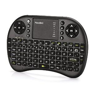 Hausbell reg Mini H7 Wireless Entertainment Keyboard