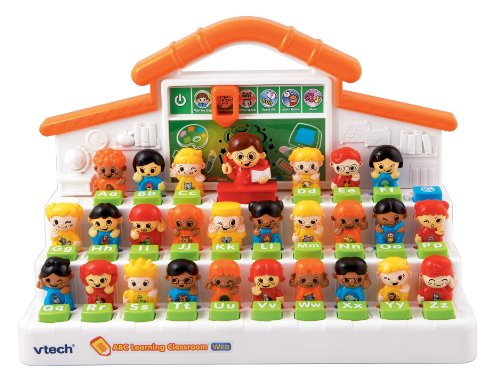 Abc Learning Toys : Vtech abc learning classroom with web connect