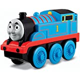 Fisher-Price Thomas the Train Wooden Railway Battery-Operated Thomas The Tank Engine