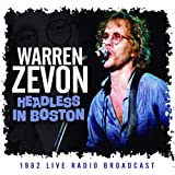 Headless In Boston Warren Zevon