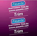 144 PASANTE TRIM Condoms