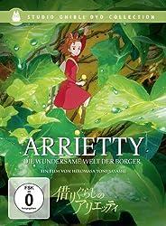 Arrietty - Die wundersame Welt der Borger (Studio Ghibli Collection) [2 DVDs] [Special Edition]