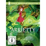 "Arrietty - Die wundersame Welt der Borger (Studio Ghibli DVD Collection) [2 DVDs] [Special Edition]von ""Mirai Shida"""