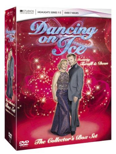 DANCING ON ICE - SERIES 1 - 5 [IMPORT ANGLAIS] (IMPORT)  (COFFRET DE 4 DVD)