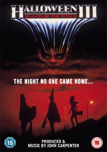 Halloween III: Season of the Witch [DVD]
