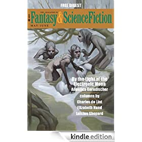 Fantasy &amp; Science Fiction, Free Exclusive Digest