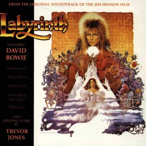 David Bowie - Labyrinth Soundtrack - Zortam Music