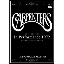 Carpenters - In Performance 1972
