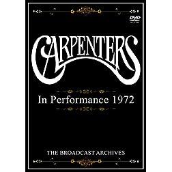 Carpenters - In Performance 1972