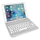 Conçu spécifiquement pour une compatibilité avec tous les modèles d'iPad Air / iPad Air 2, ce clavier Bluetooth de Caseflex vous permet de le connecter et coupler à votre appareil pour une saisie efficace et facile. Avec un support a clipser ...