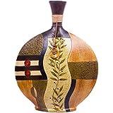 ARTELIER Polyresin Vase (52 Cm X 40 Cm X 52 Cm, ID-4946-066)