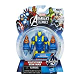 Voltstrike Iron Man Avengers Assemble All-Star Action Figure