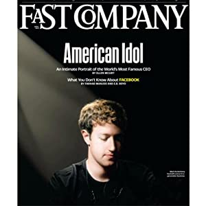 Audible Fast Company, April 2012 | [Fast Company]