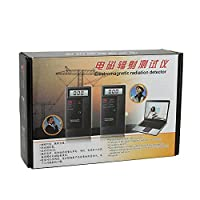 HQMaster Electromagnetic Radiation Detector EMF Meter Tester Ghost Hunting Equipment New from Hqmaster