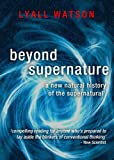 img - for Beyond Supernature book / textbook / text book