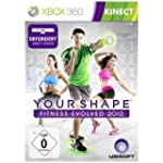 Your shape : fitness evolved 2012 (ki...