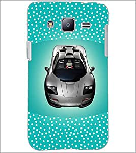 PrintDhaba Car D-4831 Back Case Cover for SAMSUNG GALAXY J2 (Multi-Coloured)