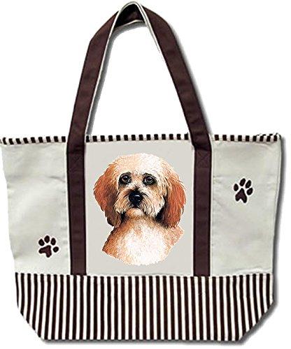 Dog Breed Tote Bag - Cockapoo