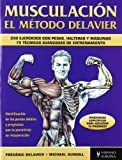 img - for Musculacion. El metodo Delavier (Spanish Edition) book / textbook / text book