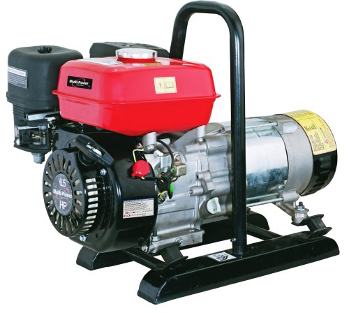 Gas Powered Generator Contractor Special Multi-Power