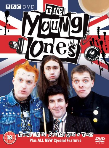 The Young Ones: Series 1 & 2 [DVD]