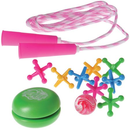 Outdoor Play Set for Girls