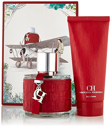 Carolina Herrera 2 Piece Travel Set for Women (Carolina Herrera Perfume Ch compare prices)